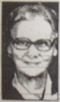Waneta F. <i>Holdeman</i> Blosser