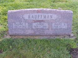 Fannie M. <i>Anderson</i> Kauffman