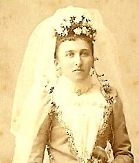 Mrs Ida Susanna <i>Tischer</i> Damerow