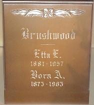 Bora Alexander Alec Brushwood