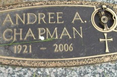 Andree A. Chapman