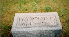 Reynolds Calvin Dixon