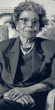 Dorcas Elizabeth Honey Carter