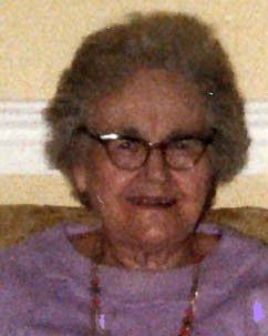 Hettie Mae <i>Bell</i> Barnes
