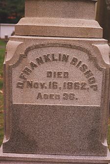D. Franklin Bishop