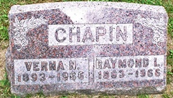 Verna Nell Chapin