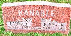 Benjamin Frank Kanable