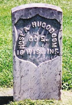 Pvt Hosea Hugoboom