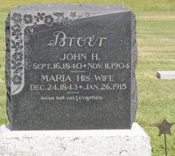 Maria Broer