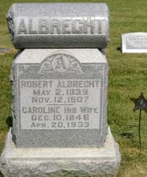 Robert Albrecht, Sr