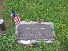 Jesse G Williams