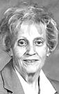 Helen Jane <i>Pember</i> Hedrick