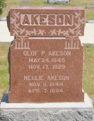 Olaf P Akeson