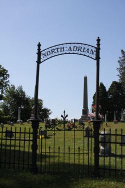North Adrian Cemetery