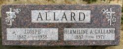 Hermeline A <i>Galland</i> Allard