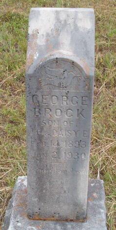 George Brock