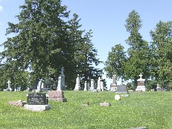 Saint Mary of the Woods Cemetery