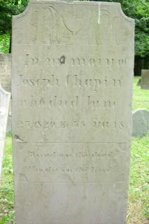Joseph Chapin
