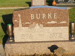 Helen Marie <i>Eliason</i> Burke