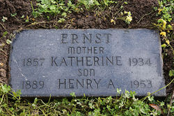 Henry Adolph Ernst