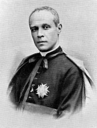 Cardinal Ottavio Cagiano de Azevedo