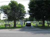 Saint Pauls United Methodist Cemetery