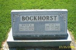Floy Lorene <i>Watson</i> Bockhorst