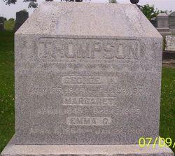 Emma C. <i>King</i> Thompson