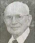 Eugene Paul Gene Amos