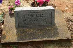 Edward Lee Burgess