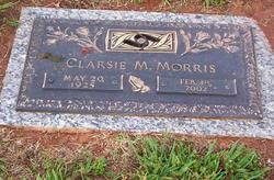 Clarsie <i>Mathis</i> Morris