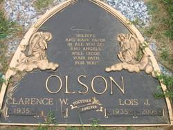 Clarence William Olson