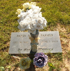 Patsy B Parmer