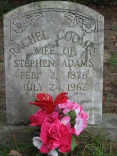 Rachel <i>Coombs</i> Adams