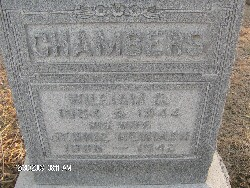 Jennie <i>Newman</i> Chambers