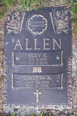 Eddy Eugene Allen
