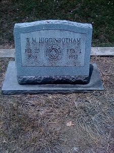 William M Higginbotham