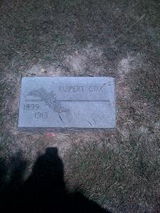 Rupert Cox