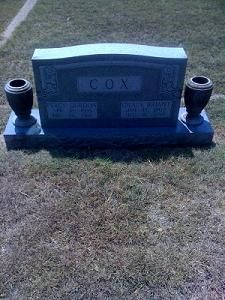 Grace <i>Briant</i> Cox