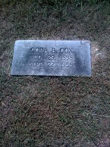 Cora B Cox
