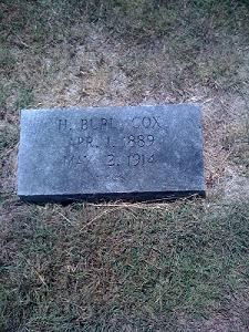 Henry Burl Cox
