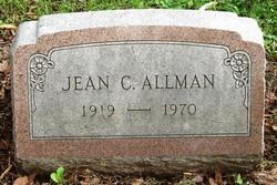 Jean Catherine Allman