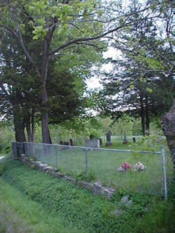 Butler Ford Cemetery