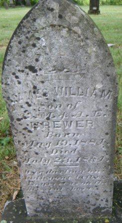 James William Brewer