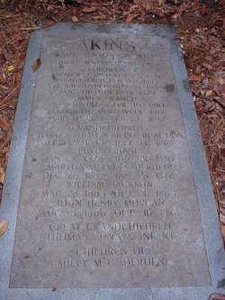 Thomas J. Akins Family Cemetery