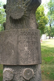 Susan <i>Thorne</i> Ashton