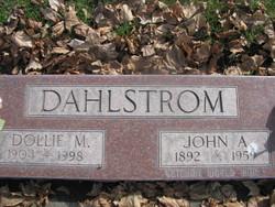 Dollie M. <i>Howell</i> Dahlstrom