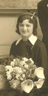 Mrs Violet L. <i>Fischer</i> Damerow - Laubenstein