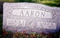 Andrew B Aaron