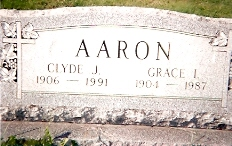 Clyde James Aaron